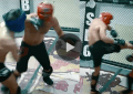 New footage has surfaces of Pre-UFC lightweight champion Conor McGregor doing some hard sparring with UFC vet, and much larger fighter Cathal Pendred.