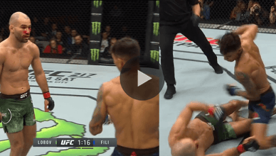 UFC Results: Andre Fili defeated Conor McGregor's teammate Artem Lobov via unanimous decision at UFC Fight Night 118 from Poland.