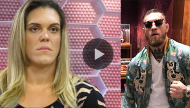 BJJ World champ Gabi Garcia says she'd fight UFC lightweight champion Conor McGregor.