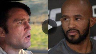 Former UFC middleweight contender Chael Sonnen offers some brilliant advice to current UFC flyweigh champion Demetrious Johnson.