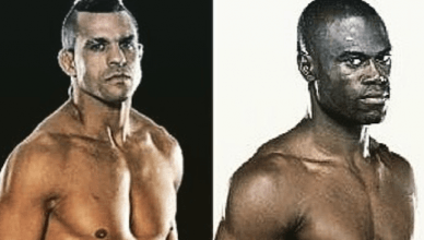 Vitor Belfort will fight Uriah Hall.