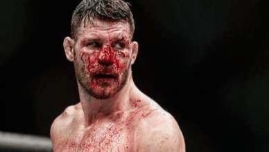 UFC middleweight champion Michael Bisping says he's knocked out three of his training partners during sparring in preparation for UFC 217 against GSP.