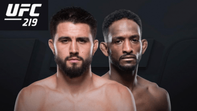 Former interim UFC welterweight champion Carlos Condit is getting back into the octagon to face Neil Magny at UFC 219 on December 30th.
