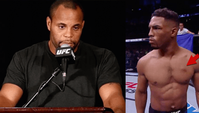 UFC light heavyweight champion Daniel Cormier says the UFC didn't wants them to acknowledge Lee's staph infection.