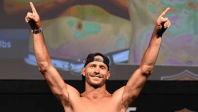 UFC's Donald Cerrone.
