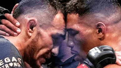 UFC lightweight contender Kevin Lee breaks his silence on his 3rd round submission loss to Tony Ferguson.
