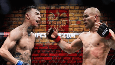 UFC featherweight contender Andre Fili has one final message before his fight against Conor McGregor's teammate Artem Lobov at UFC Fight Night 118.