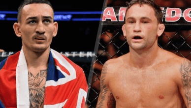 UFC featherweight champion Max Holloway will defend the title against former UFC lightweight champion Frankie Edgar at UFC 218