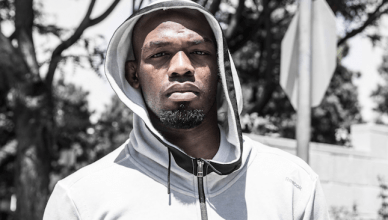 Former UFC light heavyweight champ Jon Jones