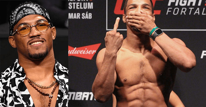 Kevin Lee misses weight by a significant margin at UFC