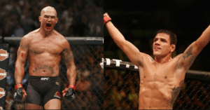UFC President Dana White said that the winner of Rafael dos Anjos and Robbie Lawler at UFC on Fox 26 will fight UFC champ Tyron Woodley next.