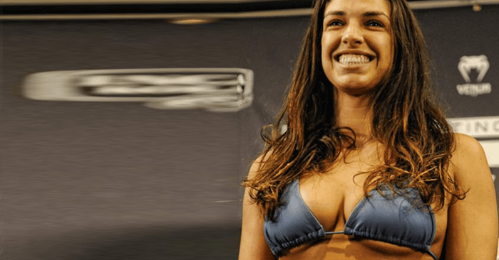What Goes Up And Down Without Moving >> Watch Rising MMA Star Mackenzie Dern's Last MMA Fight Ahead Of Her Return This Friday - MMA Imports
