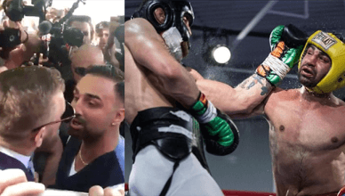Mayweather's manager, Al Haymon has contacted Dana White about getting UFC lightweight champ Conor McGregor to fight former boxing champion Paul Malignaggi.