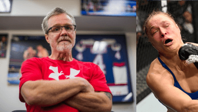 Legendary boxing coach Freddie Roach says former UFC welterweight champ Georges St. Pierre is ready to go and won't end up like Ronda Rousey's return.