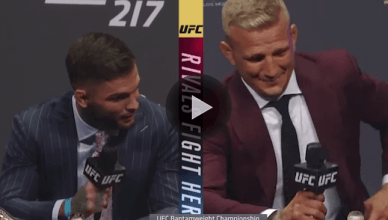 UFC bantamweight champion Cody Garbrandt pulled no punches with his former teammate TJ Dillashaw.