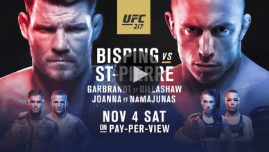 The UFC just released the extended preview for the upcoming middleweight title fight between champion MIchael Bisping and former UFC welterweight champ GSP.