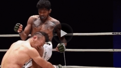 Rizin replay shows UFC and Pride MMA veteran Tatsuya Kawajiri just suffered another brutal knockout loss in the ring at a Rizin event.