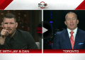UFC middleweight champion Michael Bisping and former welterweight champion Georges St. Pierre can't go anywhere without getting into heated arguments.