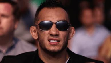 UFC lightweight Tony Ferguson.
