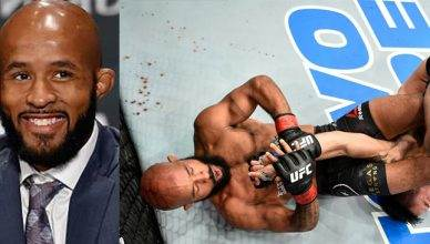 UFC's P4P best Demetrious Johnson broke Anderson Silva's consecutive title defense record in style with a suplex to armbar finish, and it now has a name.