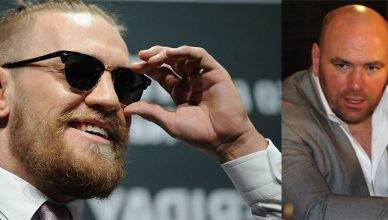 UFC lightweight champ Conor McGregor and his team think a fight with Nate Diaz is what fans want to see, not Tony Ferguson.