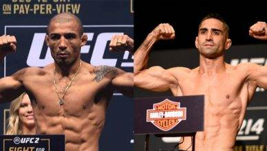 Former UFC featherweight champion Jose Aldo is set to return against Ricardo Lamas in the co-main event of UFC Fight Night WInnipeg in December.