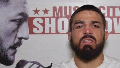 """UFC welterweight contender """"Platinum"""" Mike Perry has given his official prediction for UFC lightweight champ Conor McGregor vs. Tony Ferguson."""
