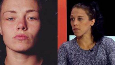 """""""Thug"""" Rose Namanjunas says UFC strawweight champion Joanna Jedrzejczyk won't be able to intimidate her like she's done to all her previous opponents."""