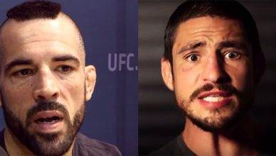 UFC welterweight contender Matt Brown urges his opponent Diego Sanchez to retire as well.