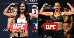 UFC strawweight star Tecia Torres has just booked a big fight against
