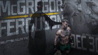 """""""Boss Logic"""" has decided to provide a poster for the possible octagon war between Tony Ferguson and Conor McGregor."""