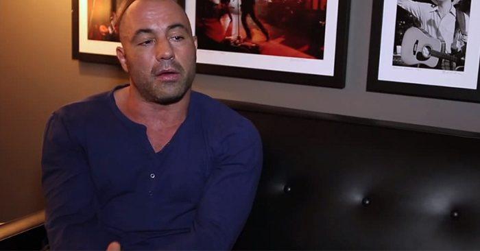 UFC's Joe Rogan.