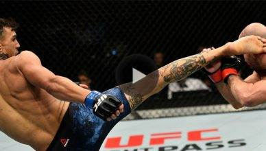Highlights of Conor McGregor's teammate Artem Lobov being dominated by Team Alpha Male's Andre Fili at UFC Fight Night 118 in Poland.