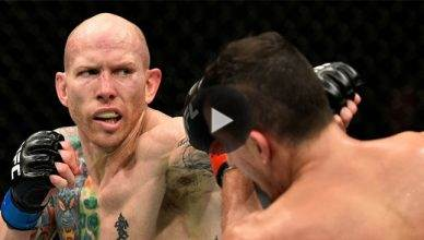 Team Alpha Male standout fighter Josh Emmett scored an impressive win over Felipe Arantes UFC Fight Night 118 from Poland.