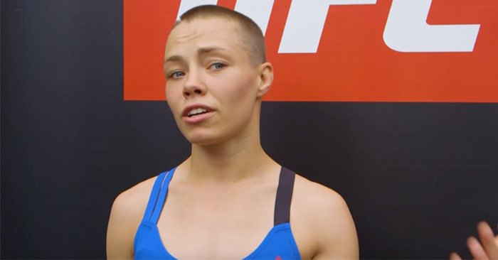 rose namajunas - photo #8