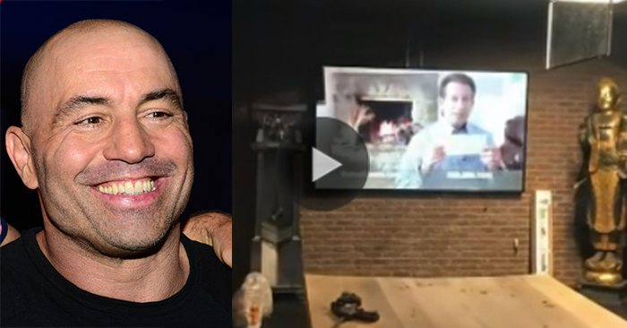 cf5f3b6f6 Check Out This Tour Of Joe Rogan's Brand New Podcast Studio - MMA Imports