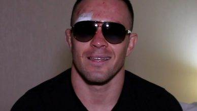 UFC welterweight contender Colby Covington