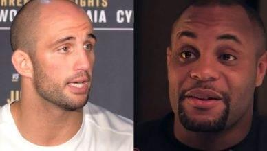 Volkan Oezdemir predicts that he'll knock out UFC light heavyweight champion Daniel Cormier.