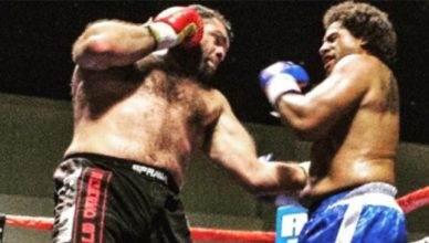 Former UFC heavyweight Gabriel Gonzaga.