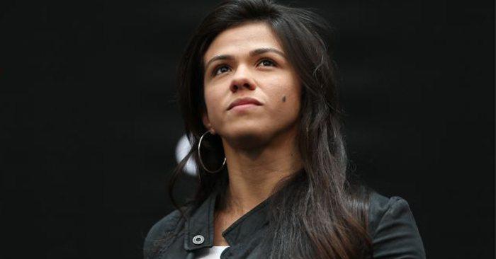UFC star Claudia Gadelha.