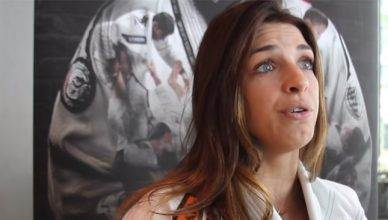 Mackenzie Dern has been fighting MMA, but competed at ADCC as well.