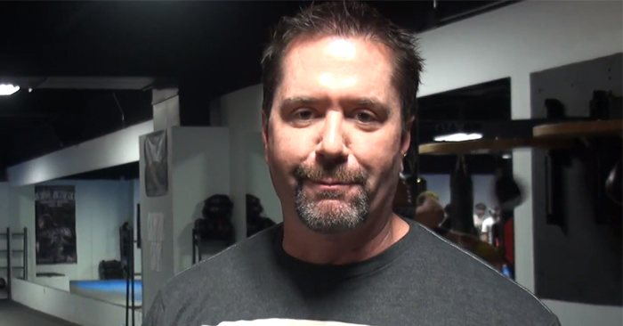 Mike Goldberg, now a Bellator commentator.