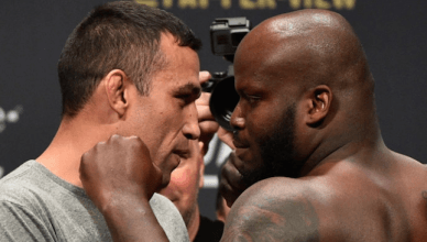 One of the most anticipated fights on UFC 216 from Las Vegas is now off, as Fabricio Werdum vs. Derrick Lewis is now off due to an injury.