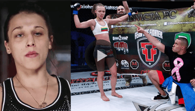 """UFC strawweight champion Joanna Jedrzejczyk was really pissed about """"Thug"""" Rose's boyfriend trash talking and called him """"the biggest p*ssy in martial arts"""""""