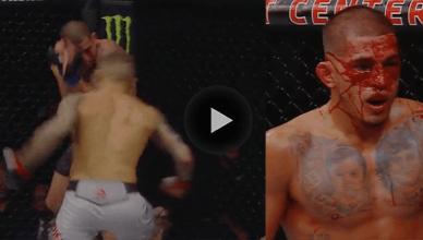 UFC Results: Dustin Poirier def. Anthony Pettis via TKO in round three