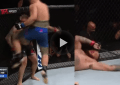 Watch the second flying knee knockout in UFC history from this Saturday night's UFC Fight Night 121 card from Sydney, Australia.