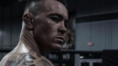 UFC star Colby Covington.