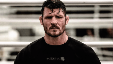 Former UFC champion, Michael Bisping.