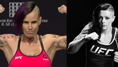 UFC star Bec Rawlings gets a new opponent in the form of Jessy Rose-Clark after Joanne Calderwood pulled out of their scheduled fight at UFC Fight Night 121
