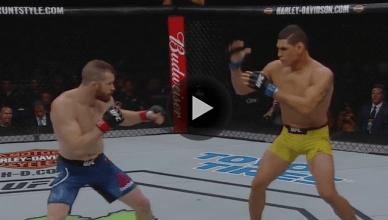 UFC Results: Cezar Ferreira def. Nate Marquardt via unanimous decision (29-28, 29-28, 29-28)
